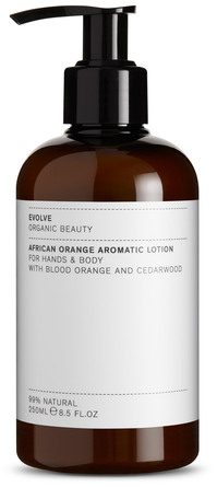 Evolve African Orange Aromatic Lotion 250 ml
