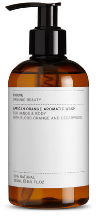 Evolve African Orange Aromatic Wash 250 ml