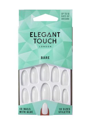 Elegant Touch E.T kunstige negle Totally Bare 003 (stiletto)