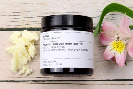 Evolve Tropical Blossom Body Butter 120 ml