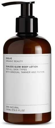 Evolve Sunless Glow Body Lotion 250 ml
