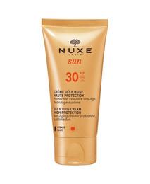 Nuxe Delicious Cream High Protection for Face SPF 30 50 ml