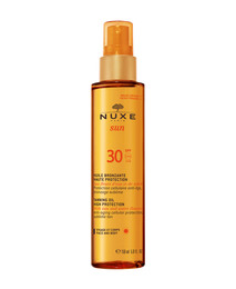 Nuxe Tanning Oil Face & Body SPF 30 150 ml