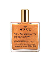 Nuxe Huile Prodigeiuse Gold Dry Oil 50 ml