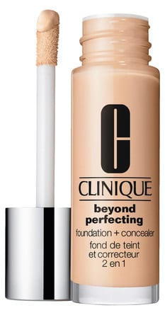 Clinique Beyond Perfecting™ Foundation + Concealer 02, Alabaster, 30 ml