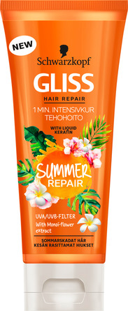 Schwarzkopf Summer Repair 1min Treatment 200 ml