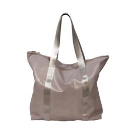 Ilse Jacobsen Womens Shopper Silver grey one size