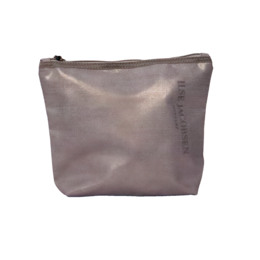 Ilse Jacobsen Womens Toilet pung Silver grey one size