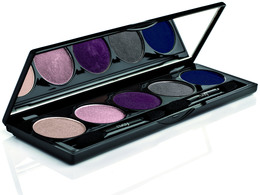 NVEY ECO Eye Shadow Palette N° 10 Precious Plum Sky (150, 159, 162, 163, 166)