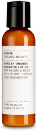 Evolve African Orange Aromatic Lotion 60 ml