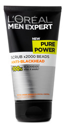 L'Oréal Men Expert Pure Power Scrub Anti-Hudorm 150 ml