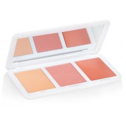 Models Own Sculpt & Glow Highlighter Palette Peach Spotlight