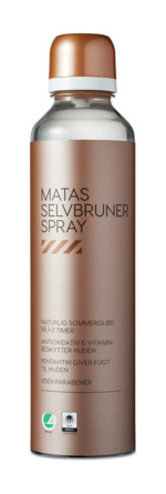 Matas Striber Selvbruner Spray 200 ml