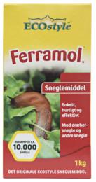 ECOstyle Ferramol Sneglemiddel 1 kg