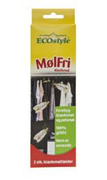 ECOstyle MølFri Klædemøl 2 stk