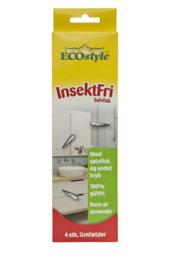 ECOstyle InsektFri Sølvfisk 4 stk