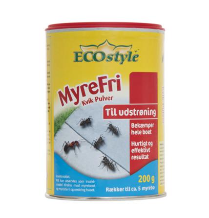 ECOstyle MyreFri KVIK til Udstrøning 200 g
