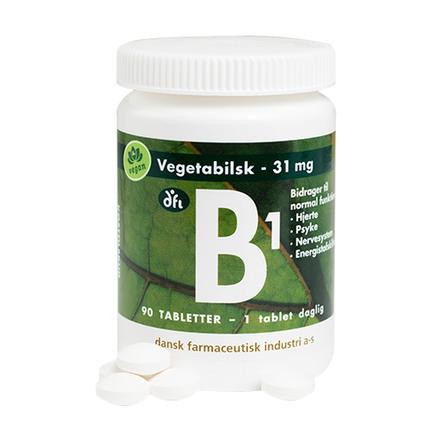 B1 31 mg 90 tab