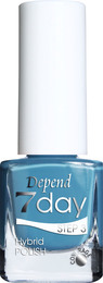 Depend 7 dags lak Depend 7 day lak 7158 Botanic Blue