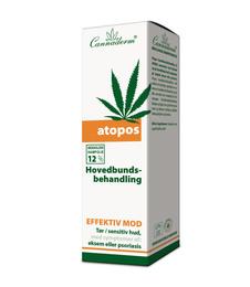 Cannaderm Atopos Hovedbundsbehandling 100 ml 100 ml