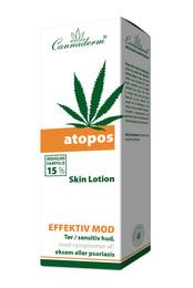 Cannaderm Atopos Skin Lotion 150 ml 150 ml
