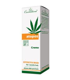 Cannaderm Atopos Creme 75 gr 75 g