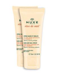 Nuxe Rêve de Miel håndcremer 2 x 50 ml