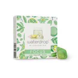 Waterdrop Microdrink Focus 12 stk.