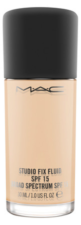 MAC Studio Fix Fluid SPF15 Foundation NC 15