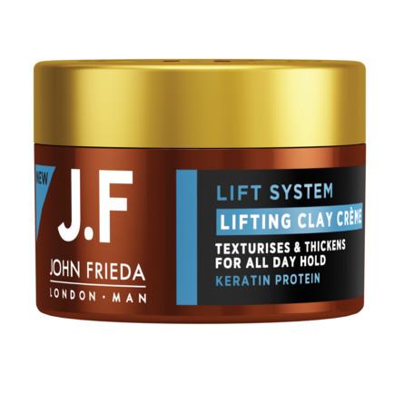 John Frieda LIFT SYSTEM - Lifting Clay Cream 90 ml