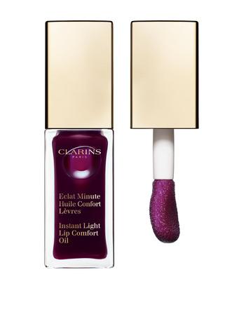 Clarins Instant Comfort Lip Oil 08 Açai