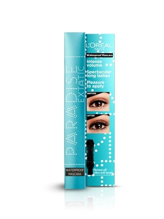 L'Oréal Paris Paradise Extatic Mascara Waterproof Black