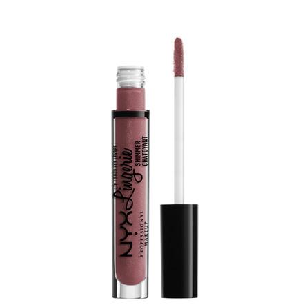 NYX PROFESSIONAL MAKEUP Lip Lingerie Shimmer Honeymoon