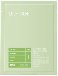 Cremorlab TEN Water Witch Hazel Pore Control Mask 1 stk