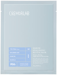 Cremorlab TEN Water Marine Hyaluronic Revital Mask 1 stk