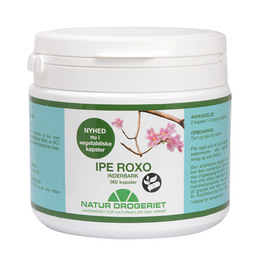Natur Drogeriet Ipe Roxo 400 mg 360 kapsler