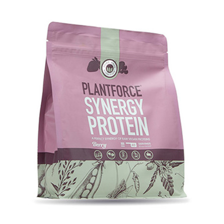 Plantforce Protein Bær Synergy 400 gr.