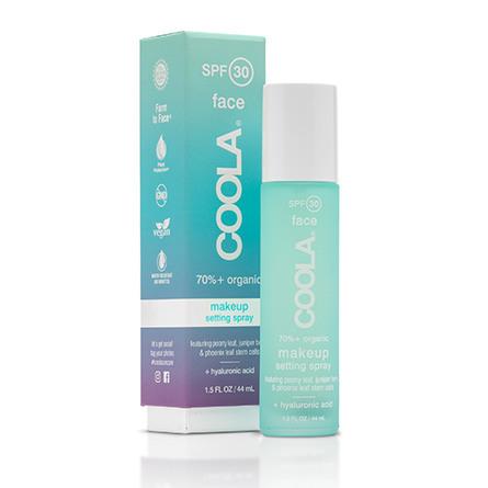 Coola Make-up Setting Spray SPF 30 Tea/Aloe 44 ml