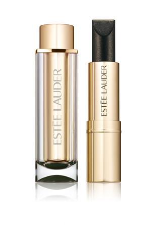 Estée Lauder Pure Color Love Lipstick 180 Black Star (Cooled Chrome)