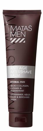 Matas Striber Men Anti Age Aftershave Balm til Normal Hud 150 ml