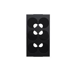 MAC Tom Pro Palette Compacts til 6 Øjenskygger