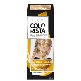 L'Oréal Paris Colorista Hair Makeup 8 Yellow