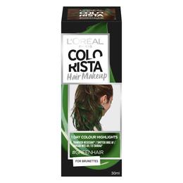L'Oréal Paris Colorista Hair Makeup 20 Green