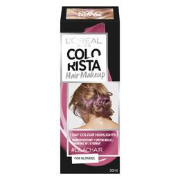 L'Oréal Paris Colorista Hair Makeup 4 Lilac