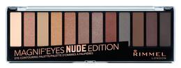 Rimmel Magnif'eyes Eyeshadow Palette 001 001 Nude Edition