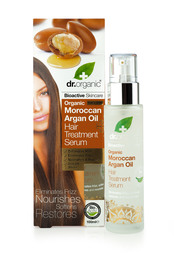 Dr. Organic Morocan Argan Oil Hair Treatment Serum 100 ml