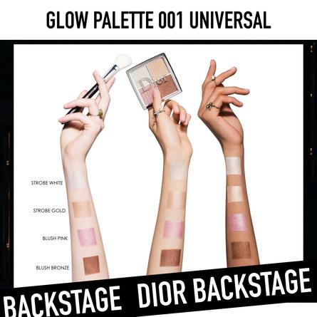 DIOR BACKSTAGE GLOW FACE PALETTE 001 1