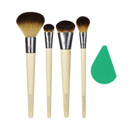 Ecotools Airbrush Penselsæt Complexion Kit