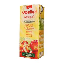 Æblesaft Tetra 3x200 ml Ø Voelkel