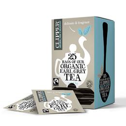 Earl Grey te Ø Clipper